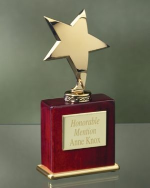 EX022 Star Trophy