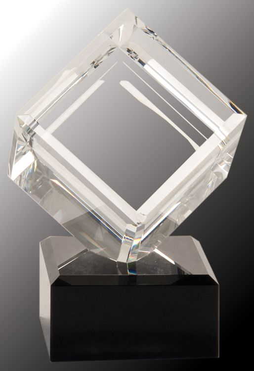 CRY6619L Crystal Cube