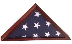 PFC14 Rosewood Flag Case
