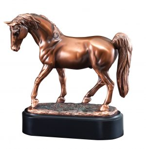 Tennessee Walker Statue RFB180