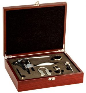 WTL02 Wine Tool Set Open