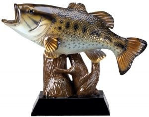 Bass Trophy FISH10