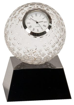 Golf Ball Clock CRY1601L