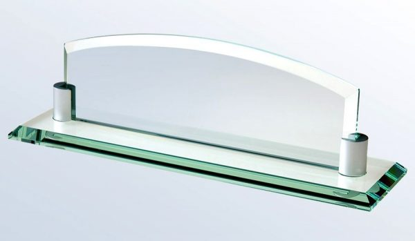 GNP01 Deluxe Glass Name Plate