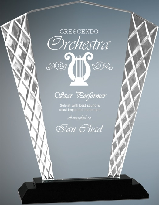 Fan Glass Award ACG21